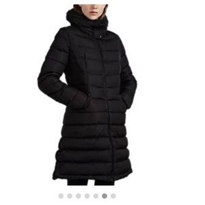 Moncler Flammette Coat